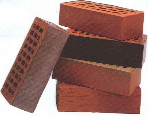 Tipos de ladrillos según su aplicación